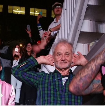 Bill Murray wants more.