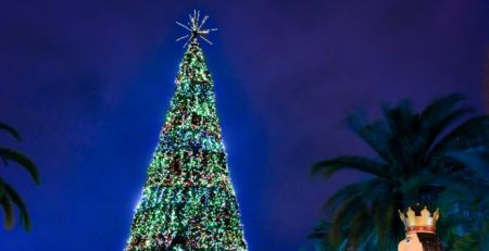 Best free family Holiday events in Orlando, Daytona and Melbourne for Christmas 2016