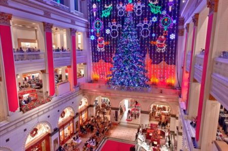 Best free family Holiday events in Philadelphia for Christmas 2016