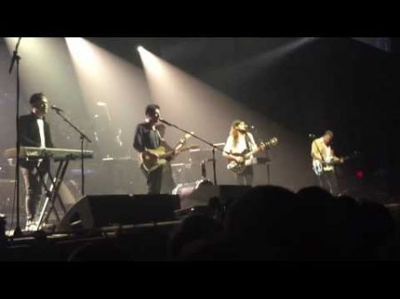 Mumford and Sons muse over Hangout Festival's southern shores and stacks through winter snows