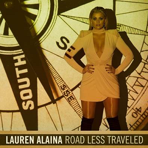 Lauren Alaina reveals details about her upcoming sophomore album, Road Less Traveled.