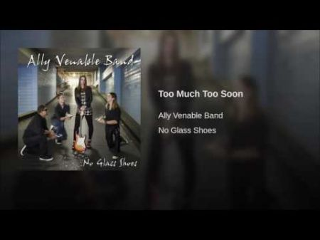 Rising Blues Rock Artist is advanced way beyond her years
