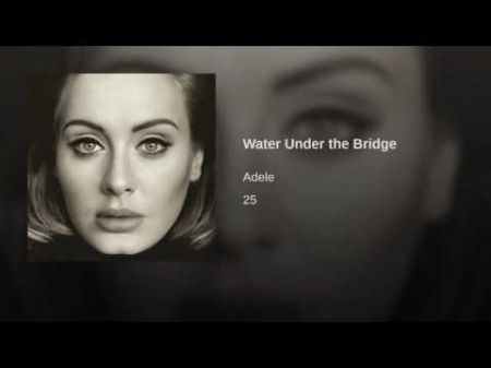 Adele makes waves with new single 'Water Under the Bridge'