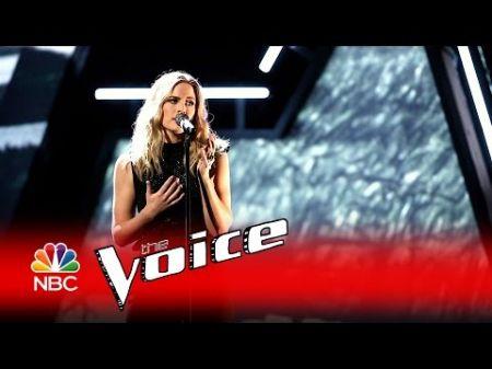 Watch 'The Voice' season 10 finalist Hannah Huston perform her new single