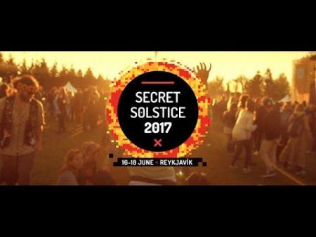 Secret Solstice festival announces 2017 lineup