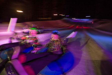 Electric Tubing at Mammoth starts on Dec. 23