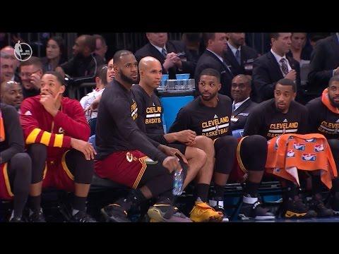 Cavs, Warriors biding time until NBA Finals