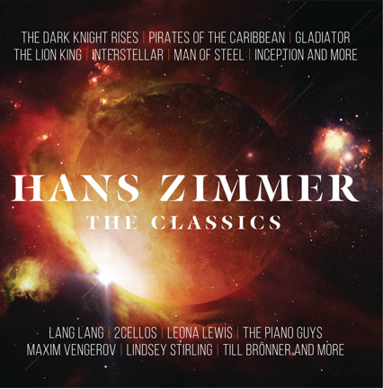 Hans Zimmer's best film scores to be covered on new best of album