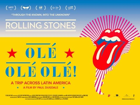 The Rolling Stones debut 'Out of Control' from new documentary