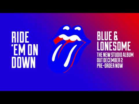 The Rolling Stones score first U.K. No. 1 in over two decades with 'Blue & Lonesome'