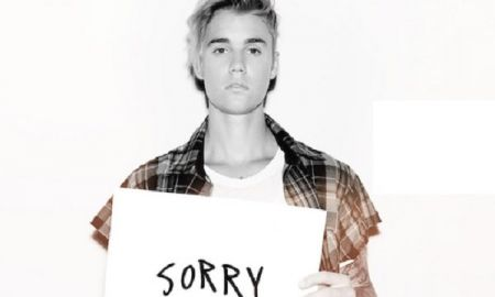 """Justin Bieber's """"Sorry"""" was the most watched music video in 2016, with over 2 billion views"""