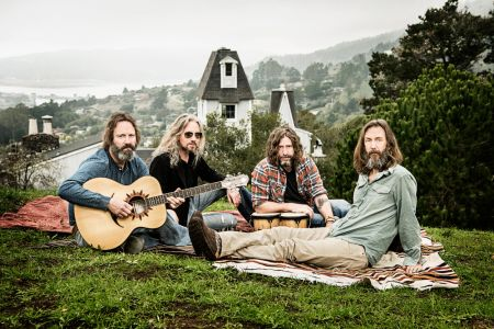 The Chris Robinson Brotherhood in their element: The Bay Area