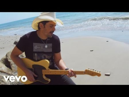 Brad Paisley reveals headlining tour dates for early 2017