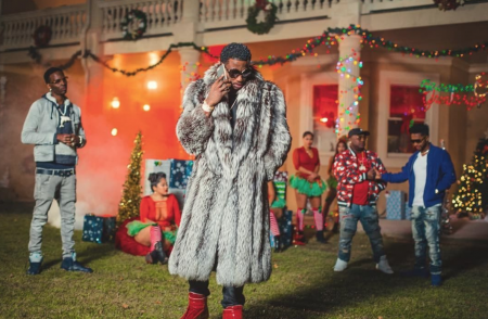 Gucci Mane Christmas.Gucci Mane Kicks Off 12 Days Of Brickmas Ahead Of Album