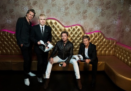 Duran Duran just announced additional tour dates, including appearances at all three  Lollapalooza shows in South America.