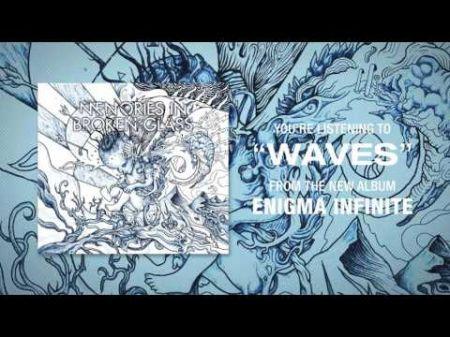 Memories In Broken Glass release new track 'Waves' from upcoming debut album