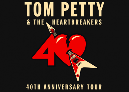 Tom Petty and the Heartbreakers will embark on a 40th anniversarytour this summer, including two shows at Forest Hills Stadium in New York