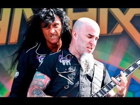 Anthrax and Killswitch Engage team for 2017 spring tour of North America