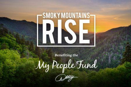 Dolly Parton's Smoky Mountains Rise telethon raises nearly $9 million and counting.