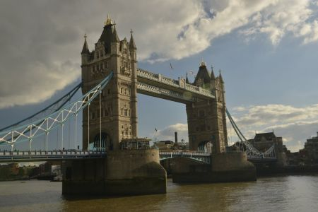 Tower Bridge is one of the top attractions that draw visitors from around the world to London, England.