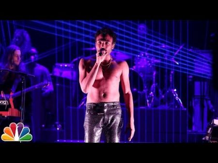 Watch Childish Gambino perform 'Redbone' on 'The Tonight Show Starring Jimmy Fallon'