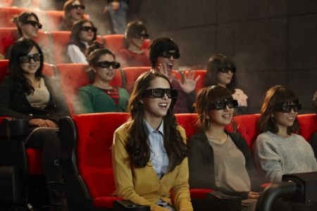 4DX theaters are the next evolution of cinema