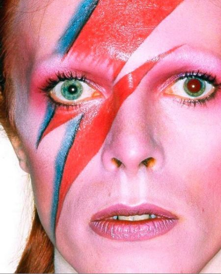 Bowie certainly was a wizard.