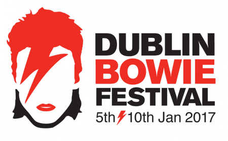 Dublin Bowie Festival banner