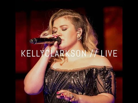 Kelly Clarkson releases more live tour songs; goes Facebook Live for November 2016