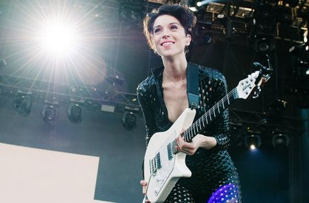 St. Vincent shared details on her upcoming 2017 album in a recent interview with Guitar World.