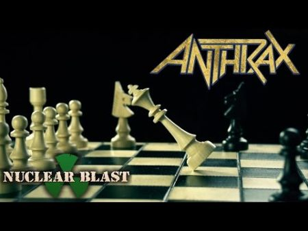 Anthrax unleashes new lyric video for 'Suzerain'