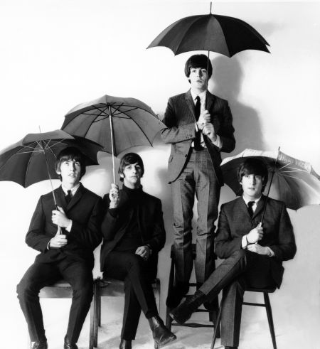 The Beatles announced Dec. 20 they passed the 2 billion mark in music streaming.