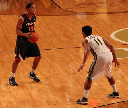 Malcolm Brogdon recently had his UVA jersey retired.
