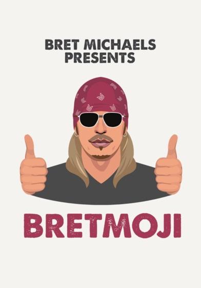 Bret Michaels to do Christmas show, lauches emoji app