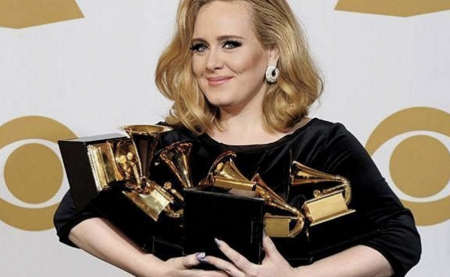 Watch: Adele's best Grammy moments through the years
