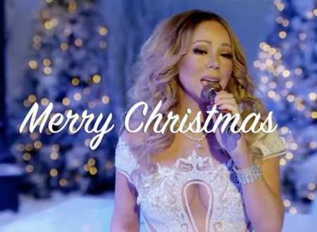 "Mariah Carey is releasing new music videos for her covers of ""Here Comes Santa Claus,"" ""O Holy Night"" and ""Joy to the World."""