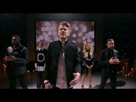 Pentatonix tops Billboard 200 with 'Christmas' album