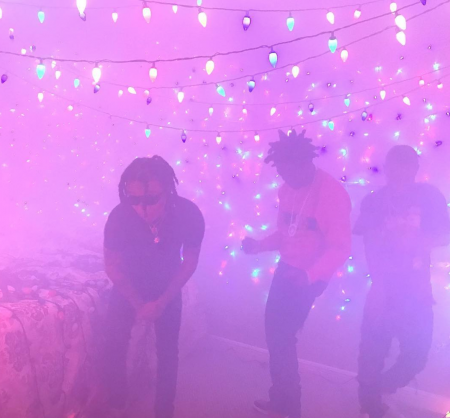 "Hip-hop duo Rae Sremmurd just released a music video for their song ""Real Chill."""