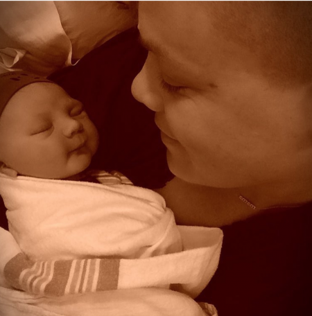 Pink and husband Carey Hart welcomed their second child, Jameson Moon Hart, on Dec. 26, 2016.