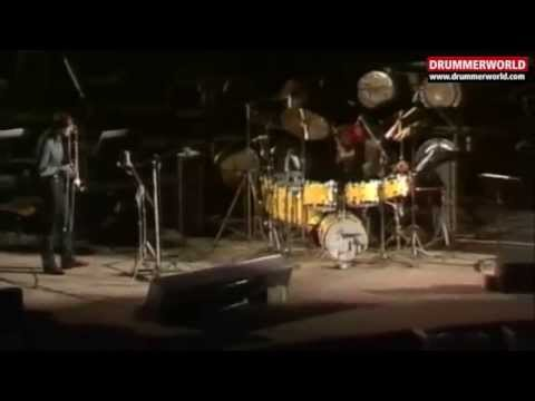 Music community mourns loss of drummer Alphonse Mouzon