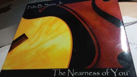 Arizona-based working jazz bassist, Felix B. Sainz Jr. indulges in 13 of his favorite love songs, done to an easy listening jazz style.