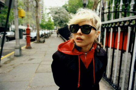 Blondie's Debbie Harry will be co-launching a women's clothing line with Shepard Fairey under his Obey clothing label next fall.