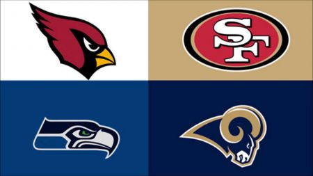 Week 17 in the NFC West