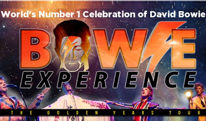 Bowie Experience - The Golden Years tickets at indigo at The O2 in London