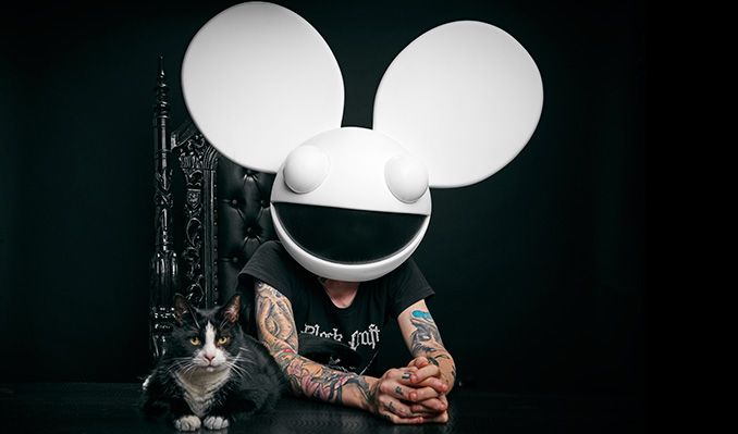 deadmau5 tickets at Red Rocks Amphitheatre, Morrison
