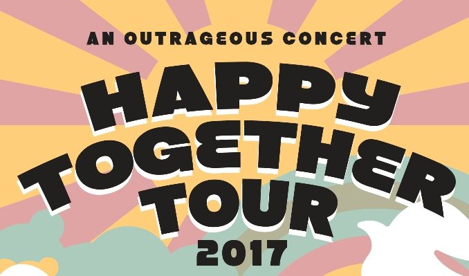 Happy Together Tour 2017 tickets at Keswick Theatre in Glenside
