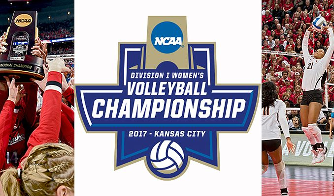Image result for ncaa volleyball championship 2017 logo