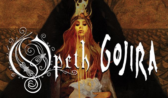 Opeth and Gojira tickets at Starland Ballroom in Sayreville