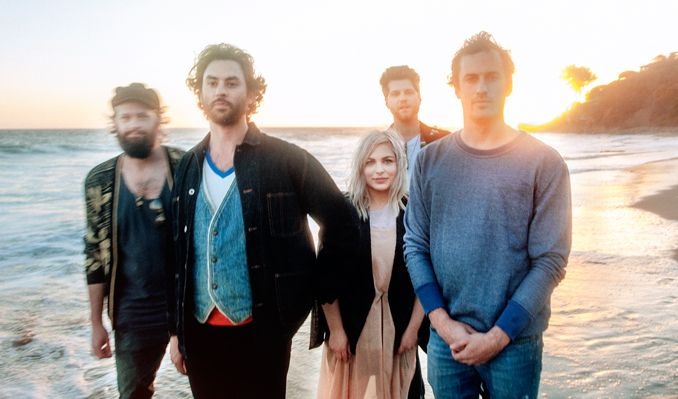 The Head And The Heart tickets at Red Rocks Amphitheatre in Morrison