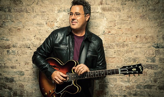 Vince Gill tickets at Cary's Booth Amphitheatre, Cary